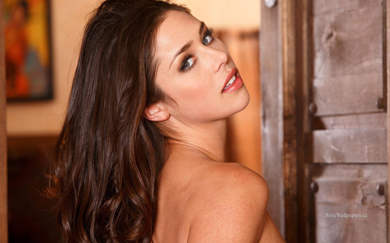Anna Morna sexy wallpaper 1440x900