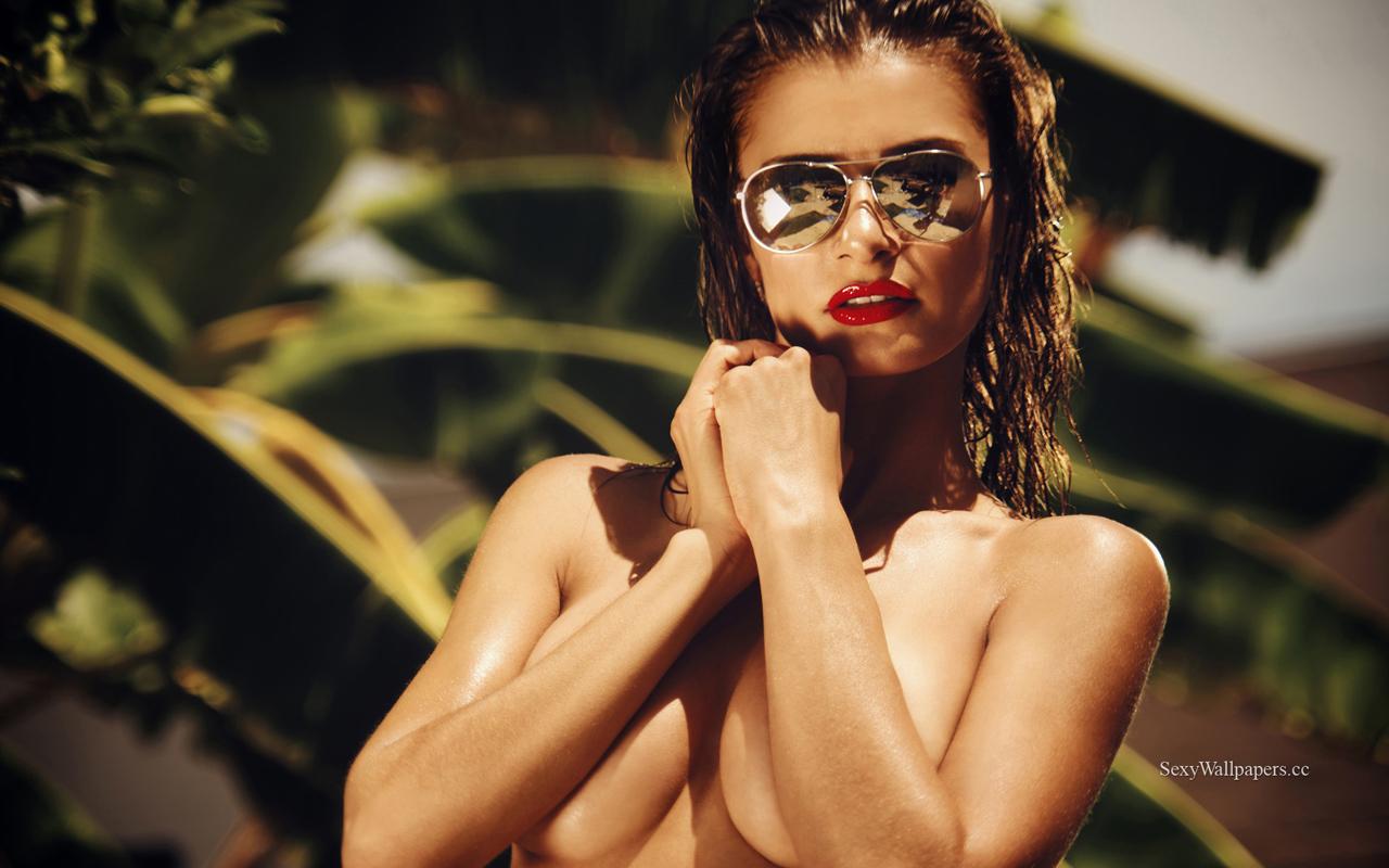 Samantha Taran sexy wallpaper 1280x800